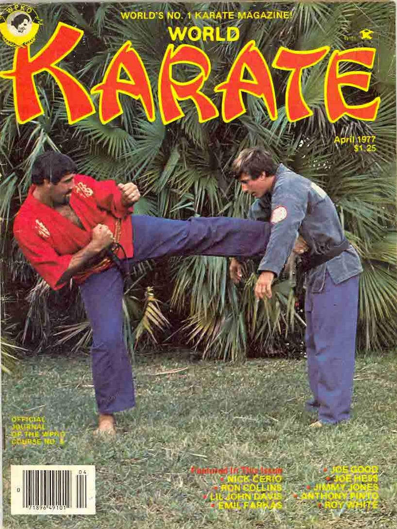 03/77 World Karate